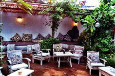 la finca bali restaurant, bali, indonesia