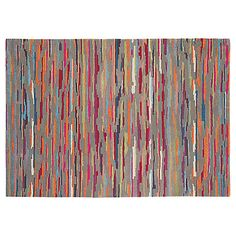 Buy Multi Harlequin Tabasco Rug from our Rugs range at John Lewis & Partners. Warm Colours, My Living Room, Rugs Online, Bedroom Furniture, Color Schemes, Holiday, Stuff To Buy, Life, Home Decor