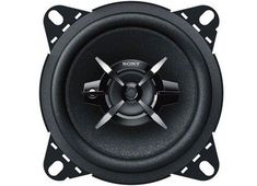 """SONY {XS-FB1030} 4"""" 3-WAY MEGA BASS COAXIAL SPEAKERS 220w PEAK POWER  #Sony Speakers For Sale, Sony, Vacuums, Bass, Wet Vacuums, Flat, Vacuum Cleaners, Lowes"""