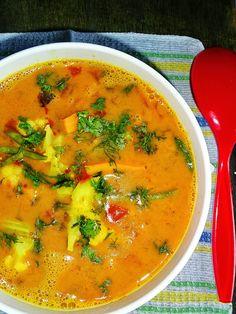 Sindhi Kadhi ( Mixed Vegetable cooked in Gram Flour Gravy) #sindhi #sindhikadhi #sindhicurry #sindhirecipes #kadhi #besancurry #vegetablecurry