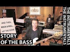 CDZA: una rápida historia del bajo y el solo de guitarra