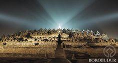 Borobudur temple. Source: borobudurpark.co.id