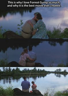 Why Forrest Gump is one of the best movies ever made...
