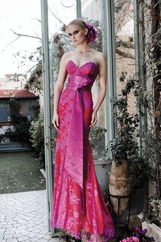 Evening dress Galia Lahav Collection 2010 #wedding #fashion ...