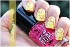 essence yes, we pop! trend edition #essence #nailart #yeswepop http://www.whatagirlloves.de/essence-yes-pop-trend-edition/