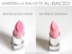 Gabriella Salvete AL BACIO 06 Principessa 08 Frosted Pink