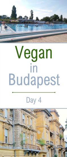 Vegan in Budapest - Day 4 |Euphoric Vegan