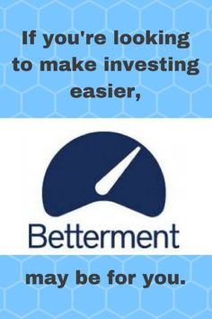 Online Investing Made Easy With Betterment (New Fee Structure + Bonus) - http://www.doughroller.net/investing/betterment-review/?utm_campaign=coschedule&utm_source=pinterest&utm_medium=Dough%20Roller&utm_content=Online%20Investing%20Made%20Easy%20With%20Betterment%20%28New%20Fee%20Structure%20%2B%20Bonus%29
