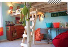 cool loft beds