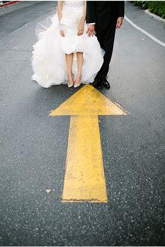A Gorgeous Luxe Sunset Boulevard Hotel Wedding