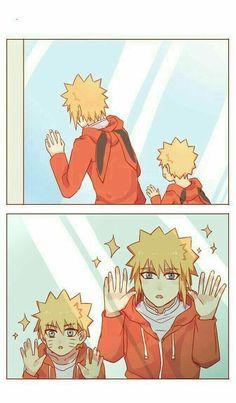 Naruto reagindo á história deles - Reagindo a fotos da Tsunade