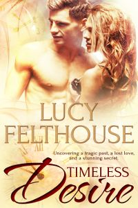 Timeless Desire - paranormal erotic romance short story.