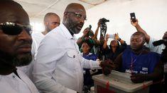 George Weah ameshinda kiti cha uraisi wa Liberia