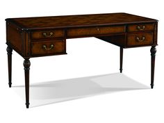 Hickory White CTH Home Office Writing Desk 960-025 - Hickory Furniture Mart - Hickory, NC