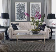 Luxurious Chesterfield Sofa