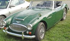 Austin Healey 3000 MkIII  1963 - 68. Classic Austin Healey cars & parts for sale in seven countries + specifications & photos of all models manufactured since 1953.