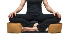 Our guide shows how to design your own meditation room, decor included. Create a Zen space for meditation at home. Meditation Stool, Group Meditation, Meditation For Anxiety, Meditation Pillow, Best Meditation, Meditation Rooms, Meditation Music, Buddhist Meditation Techniques, Yoga Blanket