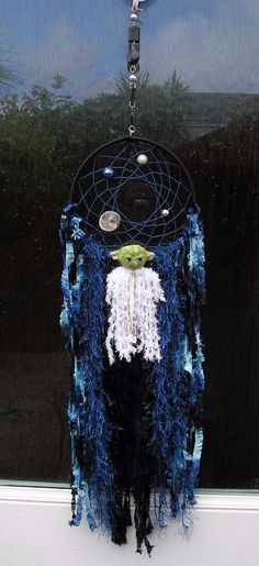 Yoda Dreamcatcher Do or do not there is no try Wall Decals, Dream Catcher, Stickers, Ebay, Dreamcatchers, Wall Stickers, Sticker, Decal, Decals