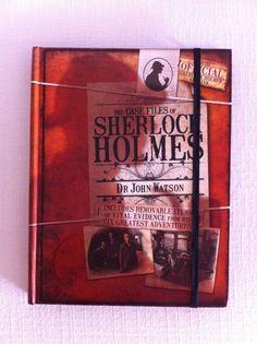 Sherlock Holmes iPad cover