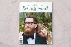"""Hochzeitswahn """"Sei inspiriert"""" 02/2015 - Jetzt im Handel"""