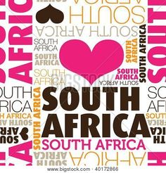 <3 South Africa!