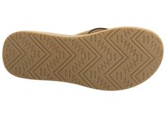 bcb8972150c6 TOMS Carilo Flip Flop Men s Sandals Toffee Brown