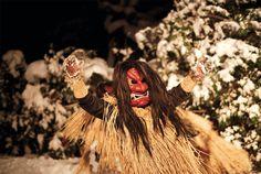 生剝鬼是秋田男鹿市特有的傳統文化