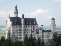 The castle.. such a cliche!, Fussen, Germany