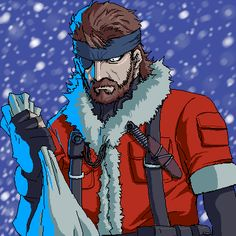Solid Snake - Metal Gear - MGS