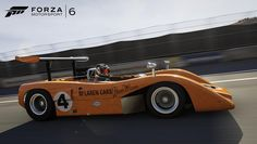 Get Ready to Race, Collect and Customize the New Additions to the Forza Motorsport 6 Garage - Xbox Wire Can Am, Microsoft Windows, Forza Motorsport 6, Xbox Game, Jeux Xbox One, Mclaren Cars, Garage, Motosport, Courses