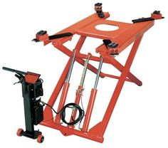 Homemade Car Lift Plans   Are There Any Reliable Car Lift Plans For A Homemade Car Lift?