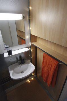 Autre vue d 39 une chambre simple cit universitaire paul - Chambre des commerces strasbourg ...