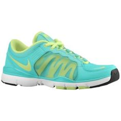 Nike Flex Trainer 2 - Women's - Training - Shoes - Tropical Twist/Liquid Lime