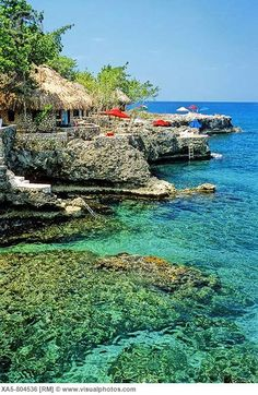 Negril, Jamaica - a hotbed for human trafficking not only of young girls for sex but also of men, women and children for forced labor (slavery).  Nationals of this town have no running water or electricity.