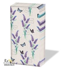 Hdkf Lavender With Love Cream ⋆ ReWa Floristische Trends Lavender, Organization, Cream, Home Decor, Kraft Paper, Glass Bottles, Book Folding, Card Stock, Getting Organized