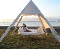 draußen tagsüber relaxieren mit stil schwenken weiß romantisch