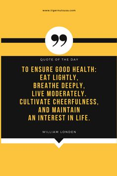 Keep your mind and body healthy 💚❤ #quoteoftheday #healthyhabits