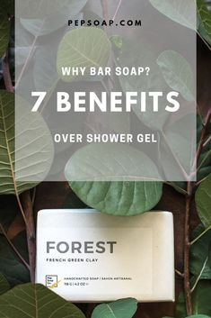 Think your body wash is better than bar soap? Think again.