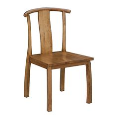 Buy Maria Yee Ojai Wooden Side Chair online at Gump's