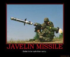 Javelin Missle