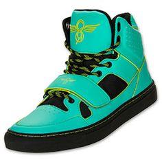 Aqua/Black Creative Recreation COTA shoes