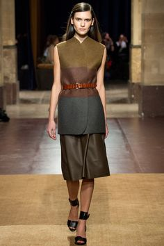 Hermès Fall 2014 Ready to Wear Collection #ParisFashionWeek2014 #PFWfall2014 #Hermès