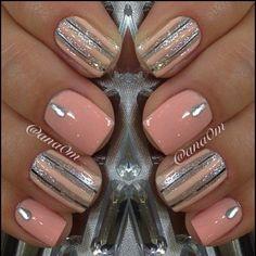TRENDY NAIL ART 2014 nail art style 2014 - http://yournailart.com/trendy-nail-art-2014-nail-art-style-2014-13/ - #nails #nail_art #nail_design #nail_polish