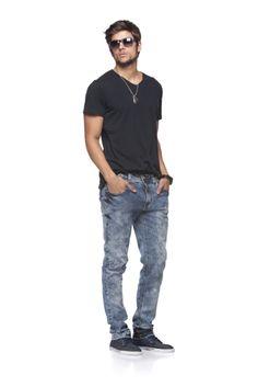 COLEÇÃO VIDA NÁUTICA - DI TREVI JEANS - VERÃO 2015 - www.guiajeanswear.com.br - #jeans #denim #doubledenim #look