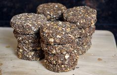 Chocolate Chia Survival Bar Recipe & Instructions: great for long term storage, healthy snacks, traveling, camping, etc.  Also check out this site for fruit flavored bars at http://diyready.com/homemade-survival-bars/  Great opportunity for variations and customizations (see comments for some great ideas!)