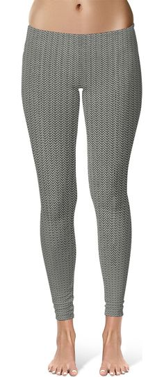 Chainmail Metal Leggings