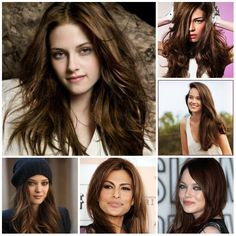 The Most Impressive Brown Hair Colors and Trends for 2016