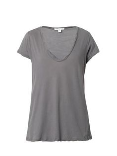 Scoop-neck T-shirt | James Perse | MATCHESFASHION.COM