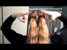 Skyrim Inspired Christmas Hair
