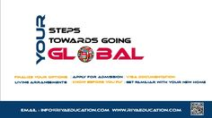 Kick Start your Global Career!!! Want to study abroad? Riya Education-Overseas Education Consultant is here to help you. For more details get in touch with us : http://riyaeducation.com/